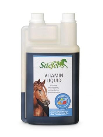 Stiefel Vitamin liquid (Láhev s dávkovačem, 1 l)