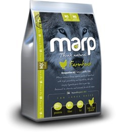Marp Natural Farmhouse - kuřecí LB 12 Kg + konzerva ZDARMA