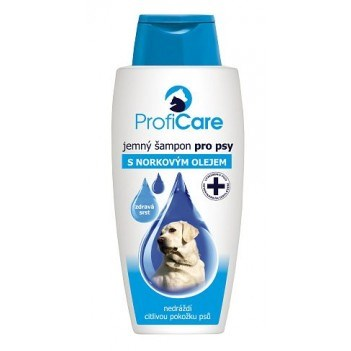 Proficare šampón pro psy s norkovým olejem 300 ml