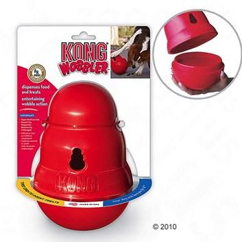 Kong Wobbler Snackball interaktivní hračka pro psy do 12 kg