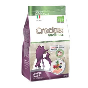 Crockex Adult králík s rýží 3 Kg