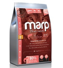 Marp Holistic Salmon ALS Grain Free 12 Kg + konzerva ZDARMA