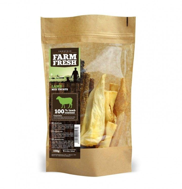 Farm Fresh Lamb mix treats  150 g