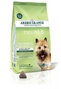 Arden Grange Adult: mini rich in fresh lamb & rice  6 Kg