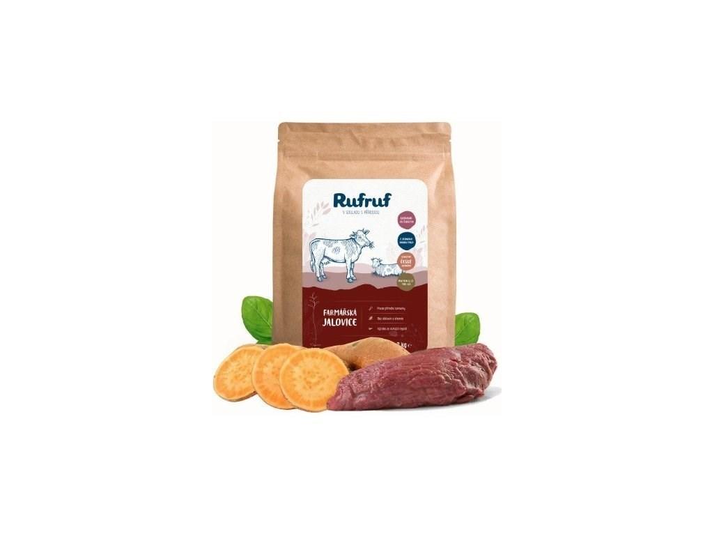 Rufruf Farmářská jalovice 15 Kg