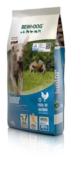 BEWI DOG Junior - rich in poultry 3 Kg