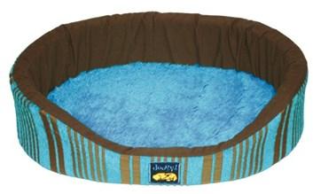 Pelíšek pro psy DOOGY BRASILIA BED - velikost 80 cm