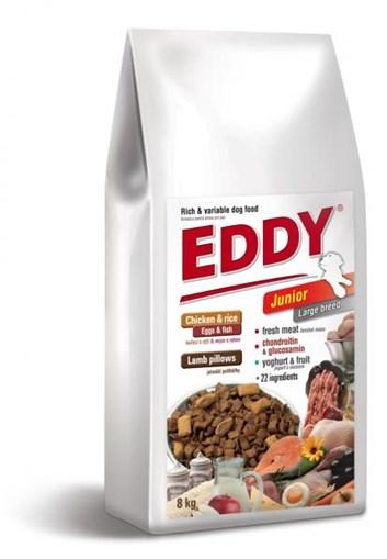 Eddy Junior Large breed 8 Kg