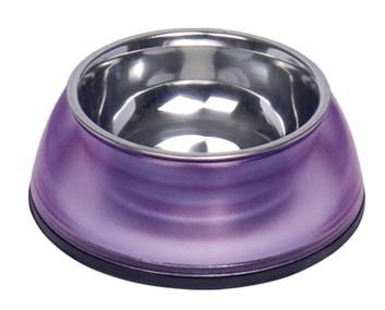 Nobby Diva Clear miska fialové pouzdro 200 ml
