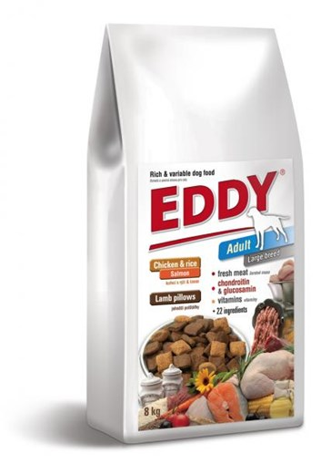Eddy Adult Large breed 8 Kg