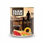 Farm Fresh – Horse with Carrot 800 g