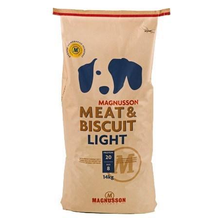 MAGNUSSON Meat&Biscuit LIGHT 14 Kg