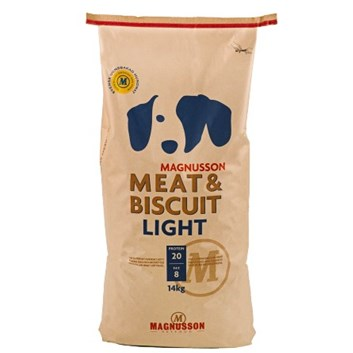 MAGNUSSON Meat&Biscuit LIGHT 14 Kg