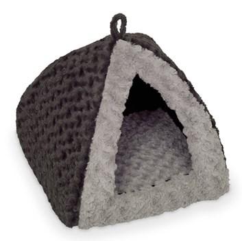 Nobby Seoli plyšové iglů šedá 40x40x35 cm