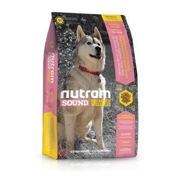 S9 Nutram Sound Adult Dog Lamb 13,6 Kg