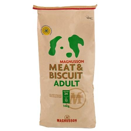 MAGNUSSON Meat&Biscuit ADULT 0,6 Kg