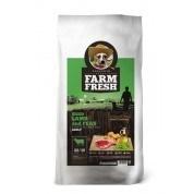 Farm Fresh – Adult Lamb & Peas Grain Free 25 Kg ( 15 Kg + 10 Kg )