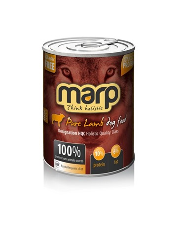 Marp Pure Lamb Dog Can Food 400 g