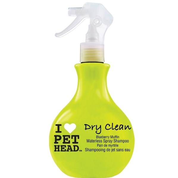 Pet Head Dry Clean suchý šampon 450 ml