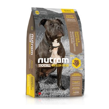 T25 Nutram Total Grain Free Salmon Trout Dog 2,72 Kg
