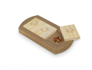 Nobby BrainBoard Tray interaktivní hračka 30x15 cm