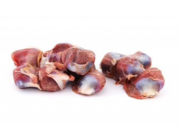 Kachní žaludky 500 g - plastový tácek