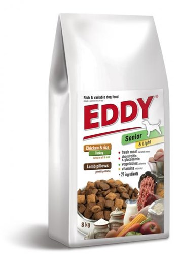 Eddy Senior & Light 8 Kg