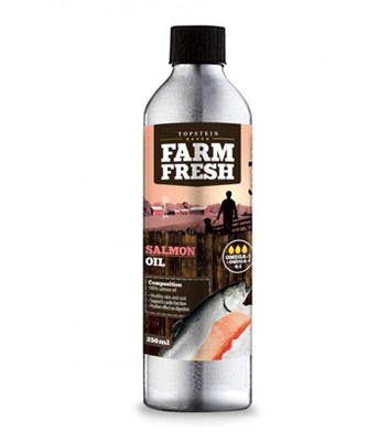 Topstein Farm Fresh Salmon Oil 500 ml