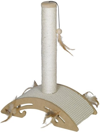 Nobby Activity Toy aktivní škrabadlo pro kočku 40x21x52 cm