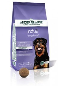 Arden Grange Adult Large Breed: with fresh chicken & rice  2 Kg