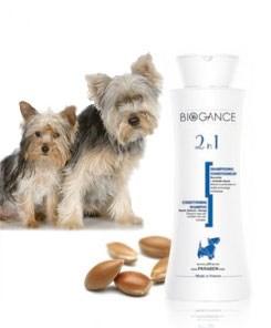 Biogance šampón 2v1 250 ml
