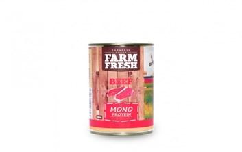 Farm Fresh - Mono protein beef  400g  5+1 ZDARMA