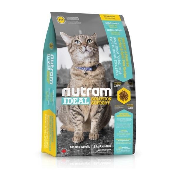 I12 Nutram Ideal Weight Control Cat 6,8 Kg