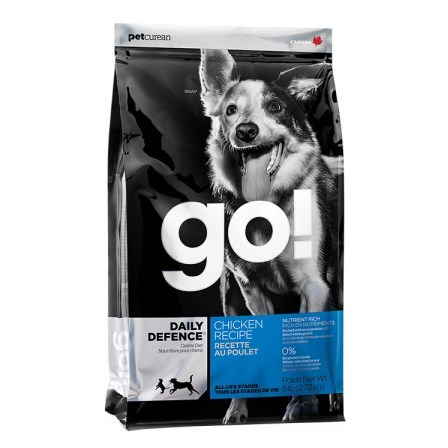 GO! Daily Defence Chicken 11,33 Kg