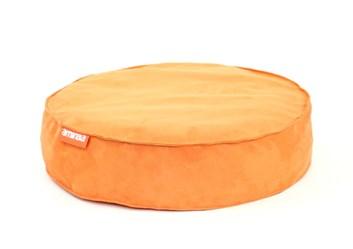 Kulatý pelíšek Aminela Full comfort 50/12 cm oranžová