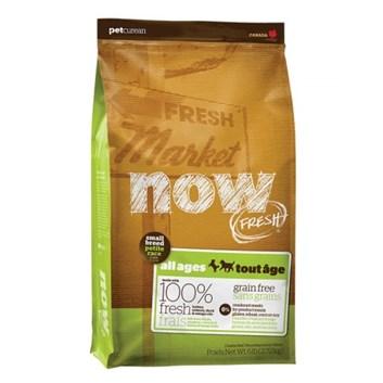 NOW FRESH Grain Free Small Breed 5,44 Kg