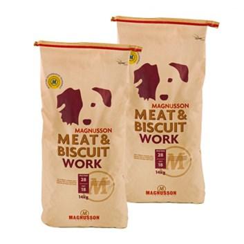 DVOJBALENÍ MAGNUSSON Meat&Biscuit WORK 14 Kg