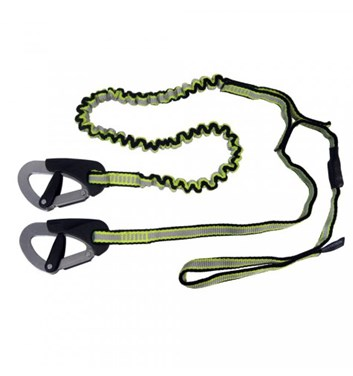 Spinlock 2 Clip & 1 Link Race Safety Line