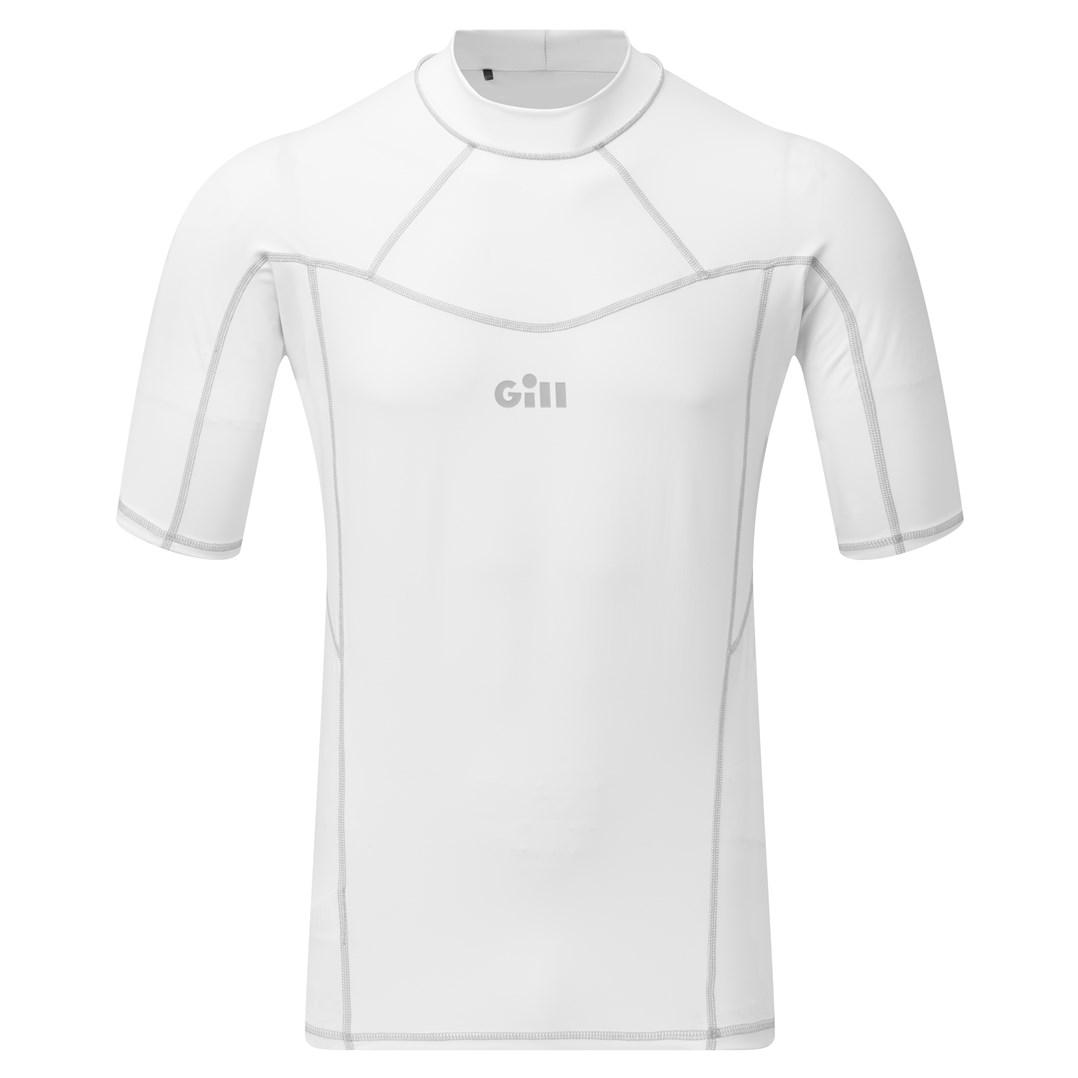 Gill Pro Rash Vest Short Sleeve