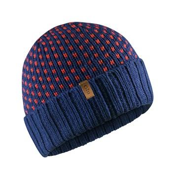 Gill Jacquard Knit Beanie