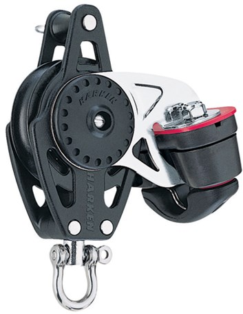 Harken 40mm Carbo Triple/Carbo-Cam/becket