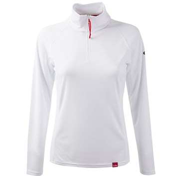 Gill Women´s UV Tec Zip Neck