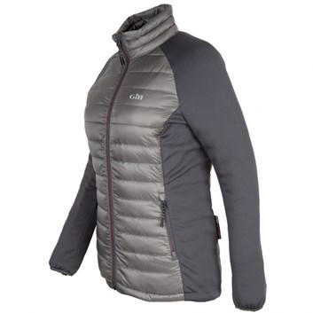 Gill Women´s Hybrid Down Jacket