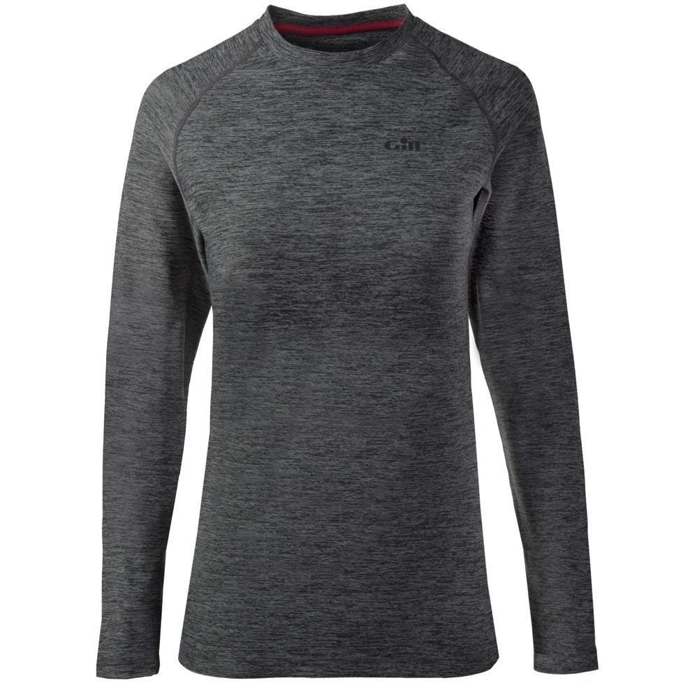 Gill Women's LS Crew Neck