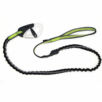Spinlock 1 Clip & 1 Link Elasticated Safety Line