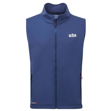 Gill Race Softshell Gilet Men´s