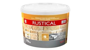 STEGU - RUSTICAL 15kg - šedá spárovací hmota