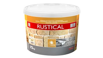 STEGU - RUSTICAL 15kg - bílá spárovací malta