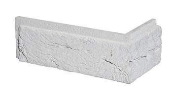 STEGU BOSTON 2 WHITE - betonový obklad rohový