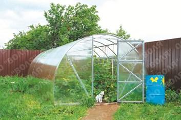 Polykarbonátový skleník Econom 4m ( 3 x 4 m ) - Volya LLC